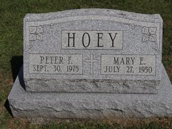 Peter F. Hoey