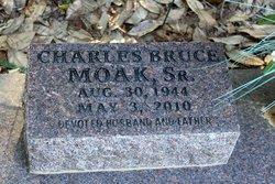 Charles Bruce Moak, Sr