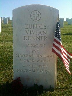 Eunice Vivian Renner