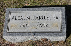 Alex M. Fairly, Sr