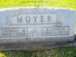 Thomas Milton Moyer