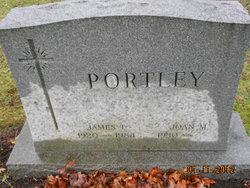 Joan M <I>Schue</I> Portley