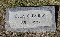 Ella G. Fairly
