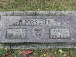 Alma C Forsgren