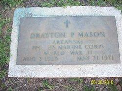 PFC Drayton Preston Mason
