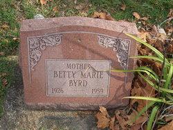 Betty Marie Byrd