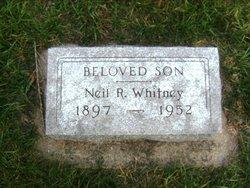 Neil R Whitney