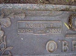 Robert T O'Brien