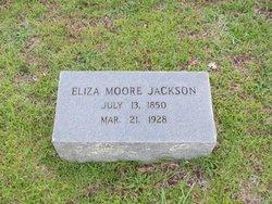 Eliza <I>Moore</I> Jackson