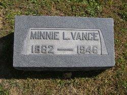 Minnie L. Vance