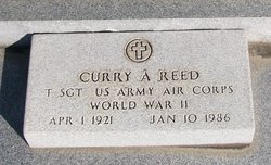 Curry Allen Reed