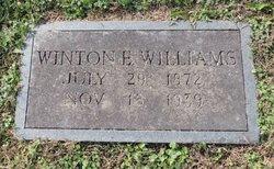 Winton E. Williams