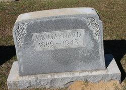 A. B. Maynard