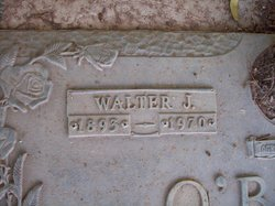 Walter J O'Brien