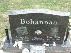 John H Bohannan, Sr