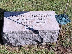 PFC Albert V Maceyko
