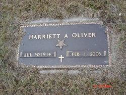 Harriett Arlene <I>Stanton</I> Oliver