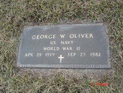 George W. Oliver