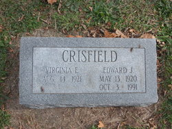 Edward J Crisfield