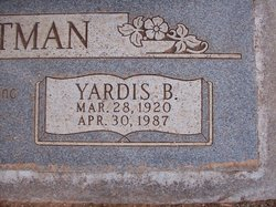 Yardis B Troutman