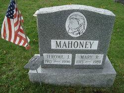 Mary R Mahoney