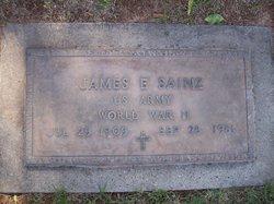 James E Sainz