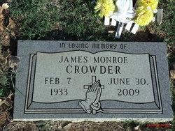 James Monroe Crowder