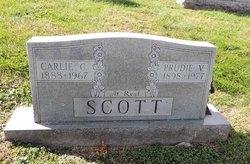 Prudie V. Scott