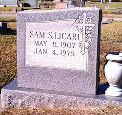 Sam Salvatore Licari