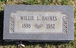 Willie Haynes