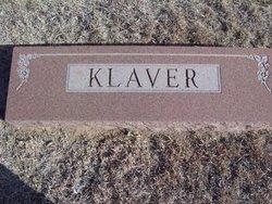 Fred W, Klaver, Jr