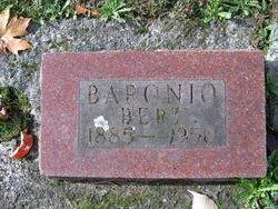 Bert Baronio