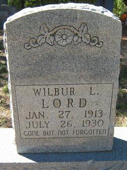 Wilbur L Lord