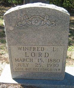 Winfred L Lord