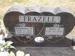 Barbara H Frazell