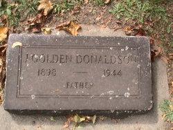 J Golden Donaldson