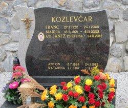 Katarina Kozlevčar