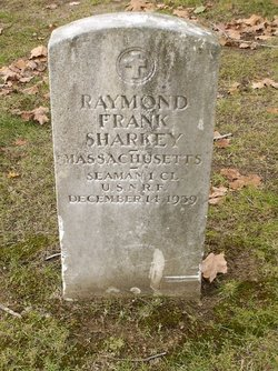Raymond Frank Sharkey