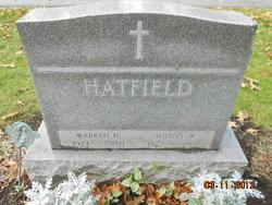 Audrey Ann <I>Williams</I> Hatfield