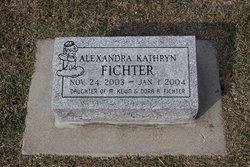 Alexandra Kathryn Fichter