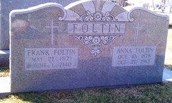 Frank Foltin, Sr