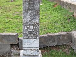 Ezekial Thomas Nunn