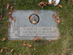Walter C Bogin