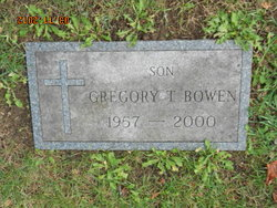 Gregory T Bowen
