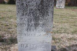 Marvelia D. Raithel
