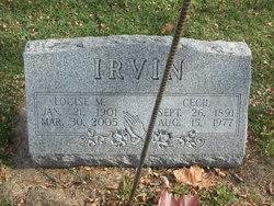 Cecil Irvin