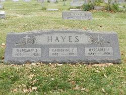 Margaret I Hayes