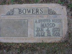 "Margaret A. ""Margo"" <I>Schulhauser</I> Bowers"