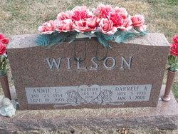 Annie Lois <I>Martin</I> Wilson