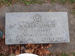 Wilbur T Snoe